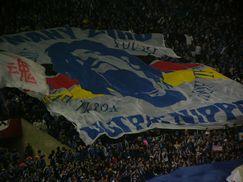 ウルトラスの旗