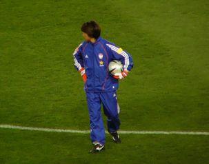 江尻コーチ